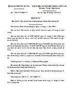 Thông tư số 17/2012/TT-BGTVT ban hành quy chuẩn kỹ thuật quốc gia về báo hiệu đường bộ