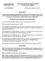 Quyết định 5704/2012/QĐ-UBND kế hoạch triển khai đào tạo, bồi dưỡng cán bộ, công chức xã thuộc thành phố hà nội giai đoạn 2013 - 2015