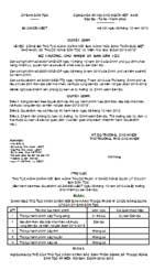 """Quyết định 330/2012/QĐ-UBDT công bố thủ tục hành chính mới ban hành """"xác định thôn đặc biệt khó khăn, xã thuộc vùng dân tộc và miền núi giai đoạn 2012-2015"""""""