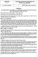 Nghị định 107/2012/NĐ-CP quy định chức năng, nhiệm vụ của bộ giao thông vận tải