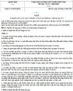Luật phòng, chống ma túy sửa đổi số16/2008/QH12