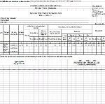 Mẫu báo cáo tình hình sử dụng hóa đơn theo Quý ban hành kèm theo thông tư số 153/2010/tt-btc