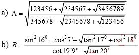 Đề thi giải toán MTCT môn Toán THCS