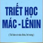 Triết học Mác - Lênin
