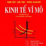 Bài tập trắc nghiệm Kinh tế vĩ mô tài liệu kinh tế vĩ mô