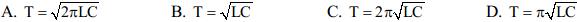 Đề thi thử THPT Quốc gia môn Vật Lý trường Đông Du - Đề thi thử THPT Quốc gia