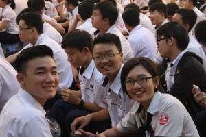 Đề thi thử THPT Quốc gia môn Vật Lý năm 2016 trường THPT Nguyễn Thị Điểm - Lần 1