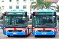 Lộ trình các tuyến xe bus Hà Nội