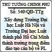 Quyết định 549/2013/QĐ-TTg