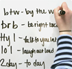 Những từ tiếng Anh thường hay viết tắt