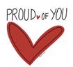 Lời bài hát Proud Of You