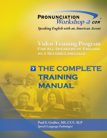 Pronunciation Workshop: Speaking English with an American accent