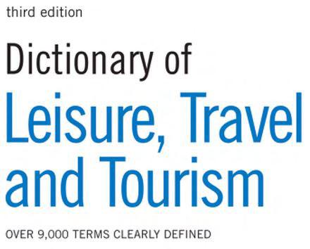 Từ điển tiếng Anh chuyên ngành du lịch