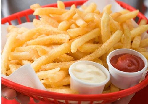 Những thực phẩm người huyết áp cao nên tránh