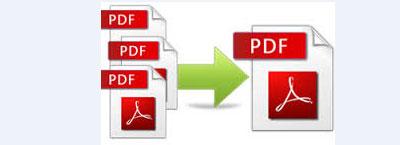 Ghép file pdf online