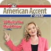 The American Accent Course DVD: 50 Rules You Must Know