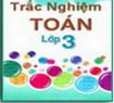 Đề kiểm tra học kì 1 môn Toán lớp 3 Trường TH Nguyễn Bá Ngọc