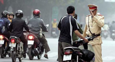 44 lỗi giao thông khi đi xe máy và mức phạt bạn nên biết