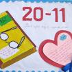 Những bài cảm nghĩ, lời tựa, thơ làm báo tường 20-11