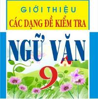 Đề kiểm tra 15 phút môn Ngữ văn 9 - Chuyện người con gái Nam Xương