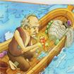 Giáo án Ngữ văn 6 bài 9: Ông lão đánh cá và con cá vàng