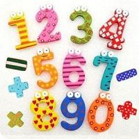Bài tập tiếng Anh lớp 2: Số đếm trong tiếng Anh