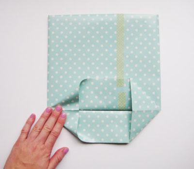 Cách gấp túi giấy cực dễ mà lại siêu đẹp
