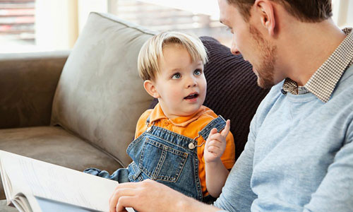 Dạy con tự lập sớm cha mẹ nhàn tênh