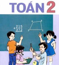 Đề kiểm tra giữa kì 1 môn Toán lớp 2 trường TH Nguyễn Bỉnh Khiêm