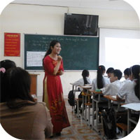 Thông tư liên tịch 22/2015/TTLT-BGDĐT-BNV về phân hạng chức danh nghề nghiệp giáo viên THCS công lập