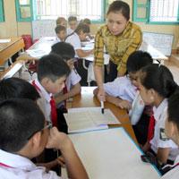 Đề thi học sinh giỏi môn Giáo dục công dân lớp 9 năm học 2015 - 2016 trường THCS Hồng Dương, Hà Nội