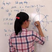 Bảng công thức lượng giác dùng cho lớp 10 - 11 - 12