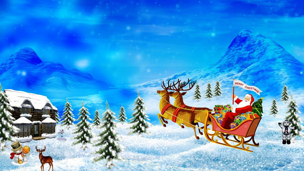 Những lời chúc tiếng Anh về giáng sinh