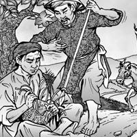 Phân tích bài thơ Thuật hoài của Phạm Ngũ Lão