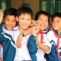Đề thi học kì 1 môn Tiếng Anh lớp 5 trường tiểu học Kim An, Hà Nội năm 2014 - 2015