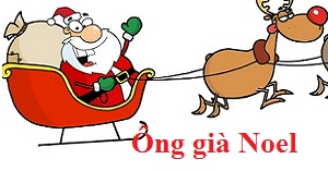 Những biểu tượng trong ngày Noel - Học từ vựng Tiếng Anh chủ đề Noel