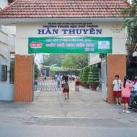 Đề thi thử THPT Quốc gia môn Ngữ văn lần 1 năm 2016 trường THPT Hàn Thuyên, Bắc Ninh