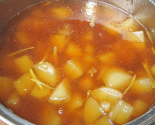 Cách nấu chè sắn thơm ngon cho mùa đông