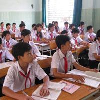 Đề kiểm tra học kì 1 môn Ngữ văn lớp 9 năm học 2015 - 2016 trường THCS Tam Cường, Hải Phòng
