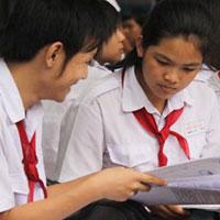 Đề kiểm tra học kì 1 môn Ngữ văn lớp 9 năm học 2015 - 2016 trường TH&THCS Bãi Thơm, Kiên Giang