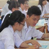 Đề kiểm tra học kì 1 môn Ngữ văn lớp 12 năm học 2015 - 2016 trường THPT Ninh Hải, Ninh Thuận