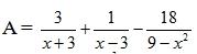 Đề thi học kì môn toán lớp 8
