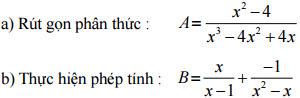 Đề kiểm tra học kì 1 môn toán lớp 8 có đáp án