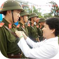 Nghị định 120/2013/NĐ-CP quy định xử phạt vi phạm hành chính trong lĩnh vực quốc phòng, cơ yếu