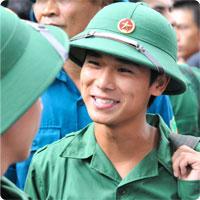 Tiêu chuẩn tham gia nghĩa vụ quân sự