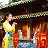 10 ngôi chùa cầu may linh thiêng nhất cho năm mới
