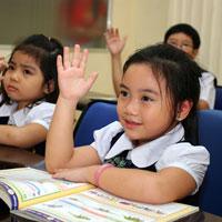 Đề kiểm tra cuối học kì 1 môn Tiếng Việt lớp 1 trường Tiểu học Kim An, Hà Nội