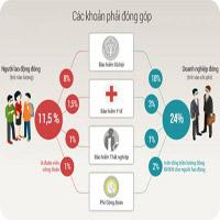 Thông tư 59/2015/TT-BLĐTBXH quy định và hướng dẫn thi hành một số điều của Luật bảo hiểm xã hội về bảo hiểm bắt buộc