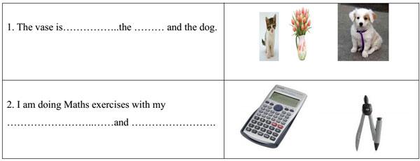 Đề thi tiếng Anh lớp 6 có đáp án