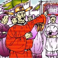 Giáo án bài Thái sư Trần Thủ Độ